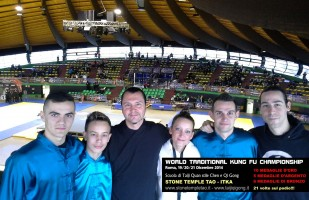 WORLD TRADITIONAL KUNG FU CHAMPIONSHIP 2014