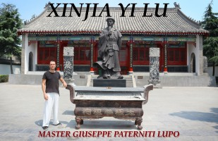 Xinjia Yi Lu - M° Giuseppe Paterniti Lupo - Chenjiagou (China), August 2017