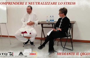 Comprendere e neutralizzare lo stress mediante il Qigong. Relatori: G. Paterniti / K. Pascoletti